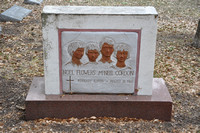 Unusual Gravestone - Bexar County 0003