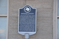 Historical Markers - Reeves County, Texas - Pecos, Toyah, Orla