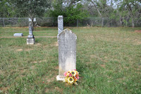 Unusual Gravestone - Atascosa County 0001