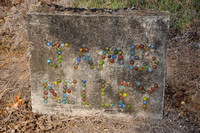Unusual Gravestone - Bastrop County 0001