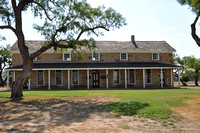 Administration Building of the Fort Concho Museum