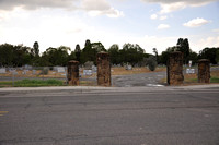 Cemeteries - Dimmit County, Texas - Carrizo Springs, Big Wells, Asherton