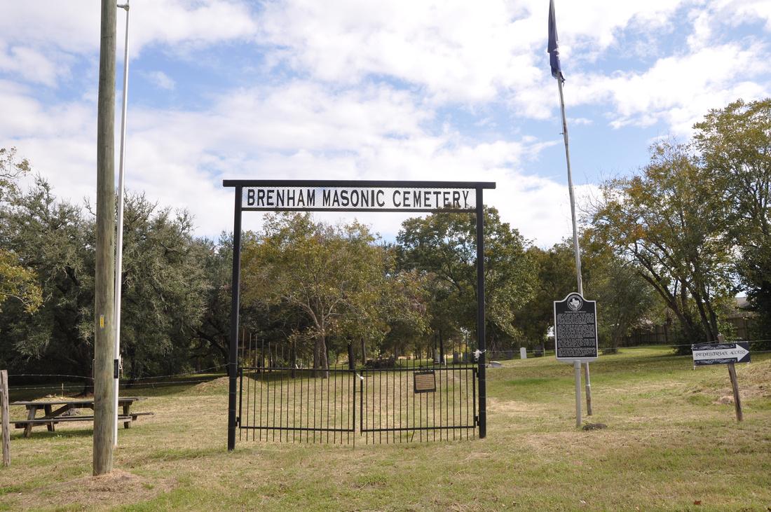 Brenham Masonic Cemetery