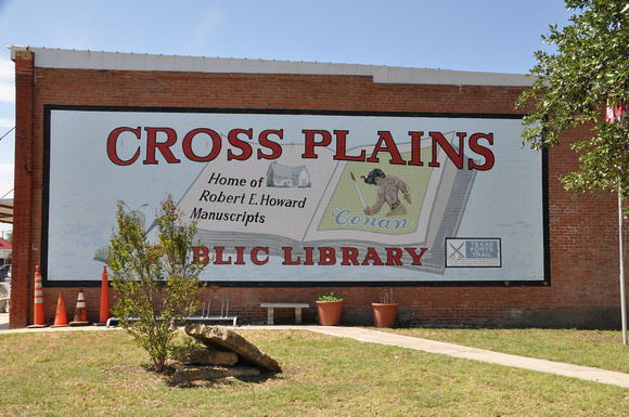 Cross Plains - Home of Robert E. Howard