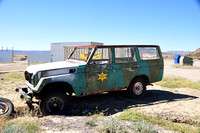 Old Vehicle - Brewster County 0001