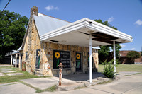 Old Gas Station - Bosque County 0002