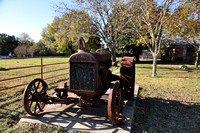 Fordson Tractor - Burleson County 0001a