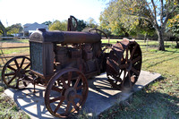 Fordson Tractor - Burleson County 0001b