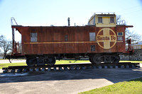 Caboose - Burleson County 0001a