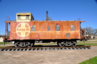 Caboose - Burleson County 0001b