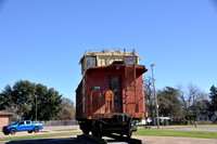 Caboose - Burleson County 0001d