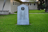 Camp of Texas Army