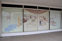 Old Household Furniture Store Windows 0006