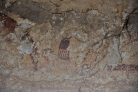 Indian Pictographs - Seminole Canyon 0011