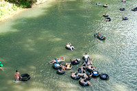 Tubing the Guadalupe River 0019