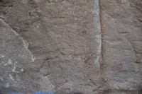 Indian Pictographs - Seminole Canyon 0007