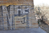 Pecos County - Iraan Graffiti 0004