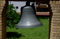 Coleman County Courthouse Bell