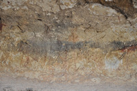 Indian Pictographs - Seminole Canyon 0019