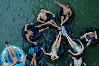 Tubing the Guadalupe River 0014