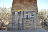 Pecos County - Iraan Graffiti 0001