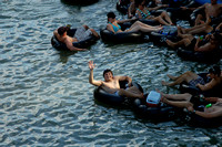 Tubing the Guadalupe River 0018
