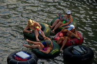 Tubing the Guadalupe River 0003