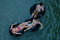 Tubing the Guadalupe River 0008
