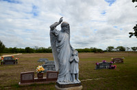Bexar County - Annunciation of the Blessed Virgin Mary Roman Catholic Cemetery 0001