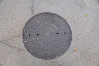 Manhole Covers and Fire Hydrants