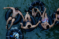 Tubing the Guadalupe River 0010